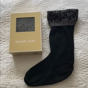 NEW! Michael Kors Boot Socks